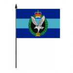 Army Air Corps Hand Flag - Medium